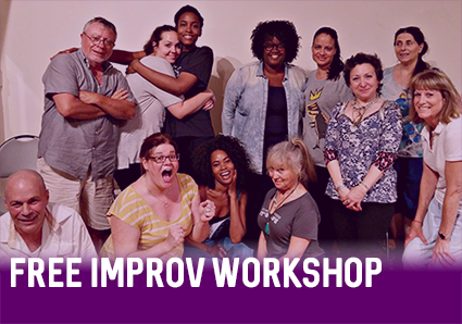 Free Improv Workshop